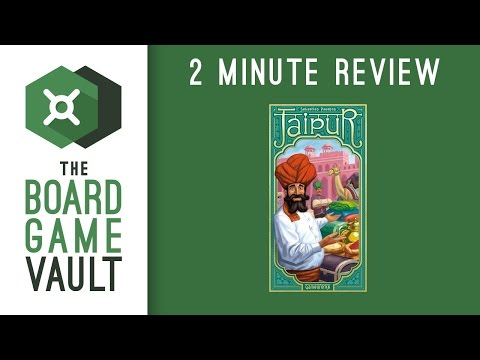 Jaipur - 2 Minute Review