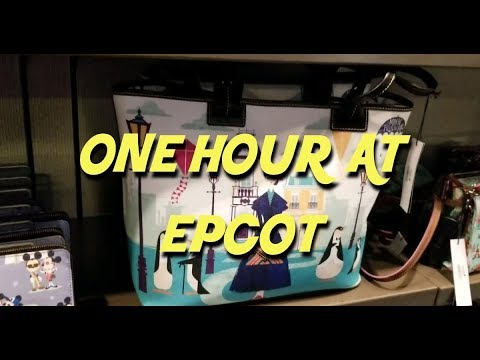 ONE HOUR AT EPCOT