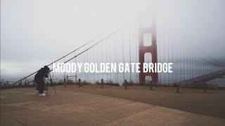 Photographing a MOODY Golden Gate Bridge (Medium Format Film)