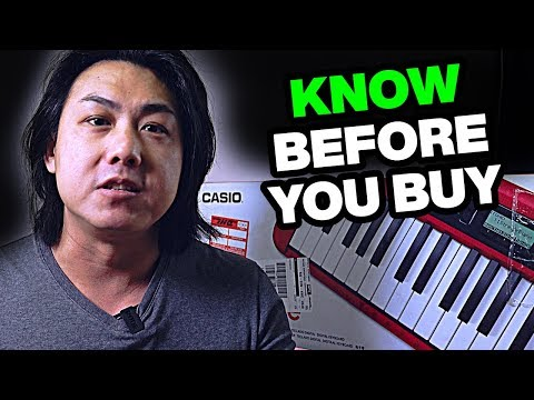 6 Ways Casiotone Can Be Better | Casio CT-S200 CT-S300 LK-S250 CT-S100