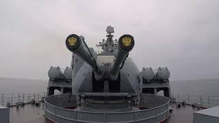 Пуск крылатых ракет «Оникс»\u200d