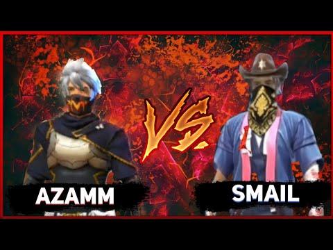 AZAMM VS SMAIL [] СТЕНКА НА СТЕНКУ АЗАММ ПРОТИВ СМАЙЛА