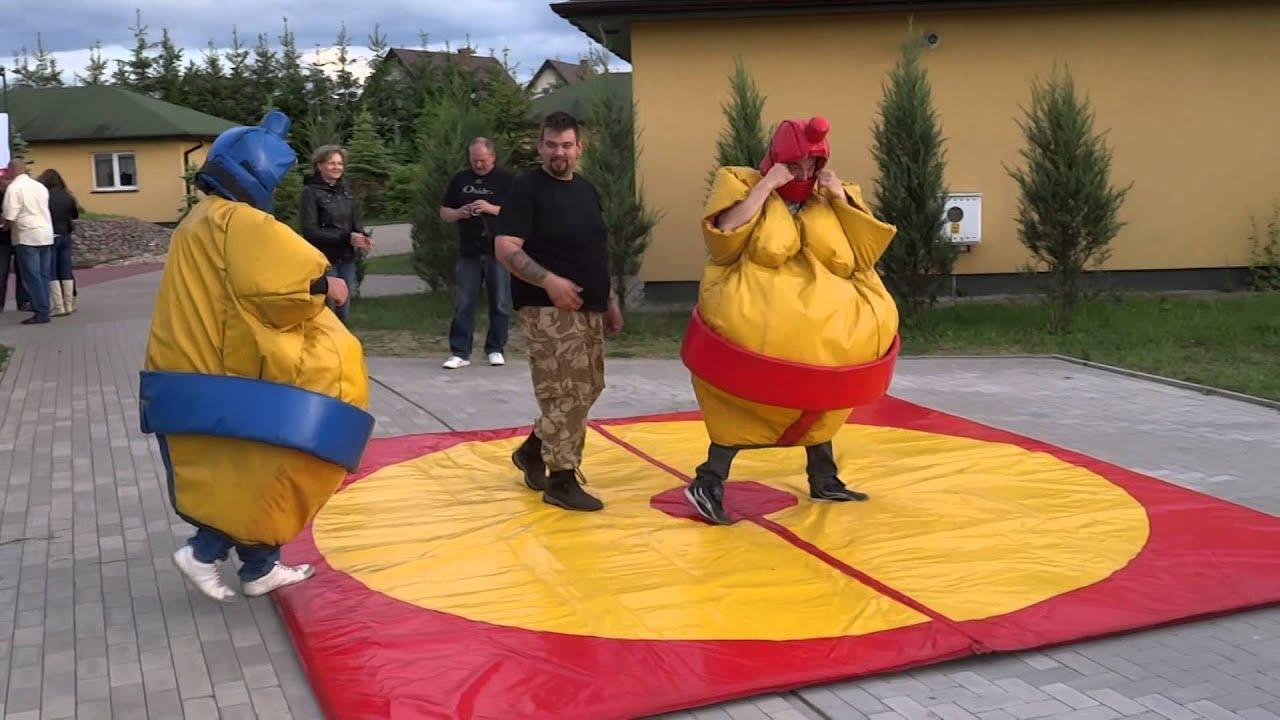 Koło sumo - YouTube