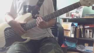 Jamiroquai - Deeper Underground [Bass Cover + Tab]