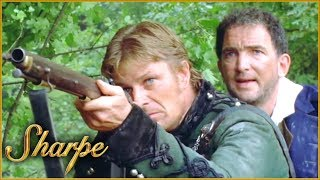 Sharpe Shoots Prince Of Orange In Revenge | Sharpe