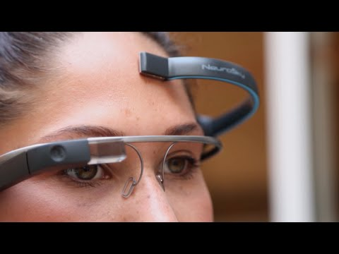 Crazy! New Google Glass App Is Controlled by Your Thoughts!