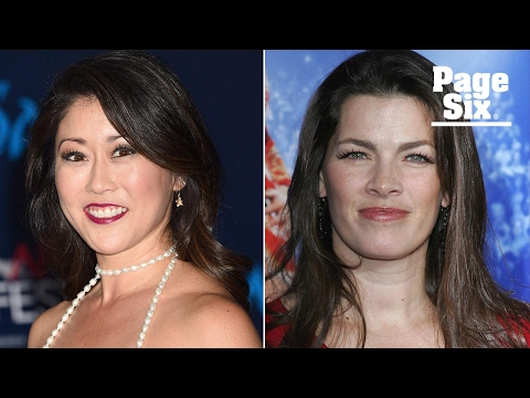 "Kristi Yamaguchi tells Nancy Kerrigan to ""Break a leg"" and Twitter explodes  Page Six"