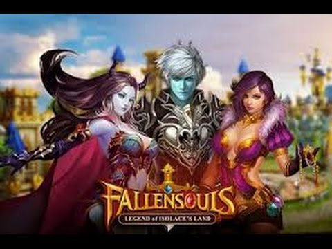 FallenSouls - Gameplay (Android)