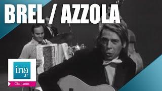 Jacques Brel & Marcel Azzola