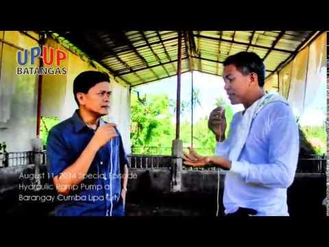 UPUP BATANGAS 2014 September 11 Special Episode (Cumba Lipa City Rump Pump)