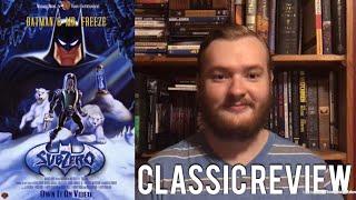 Batman & Mr. Freeze: SubZero (1998) Classic Review