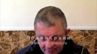 бывший вор в законе Илья Симония (Махо) 01.11.17 Москва