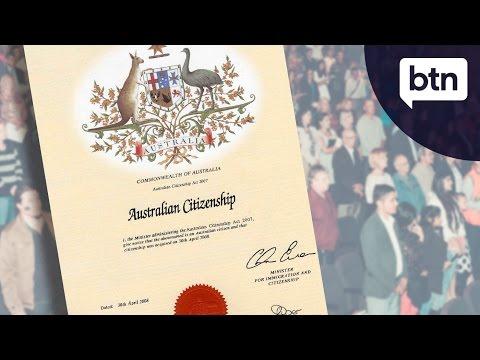 Australian Citizenship Changes - Behind the News