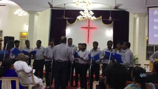 The Mount Ensemble - Balipeedathil ennai parane