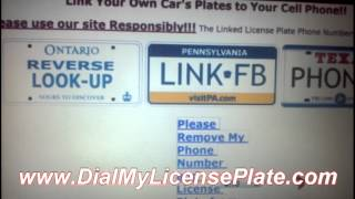 Reverse License Plate Search | Free Reverse License Plate Database