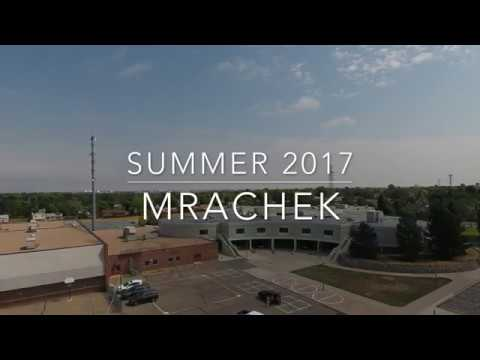 Mrachek Middle School's Construction Progress