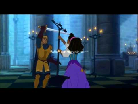 El Jorobado de Notre Dame - Febo y Esmeralda [Subtitled in English]