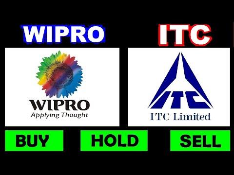 WIPRO (&) ITC Share Price Analysis | क्या करे ? Buy, Hold, Sale ?