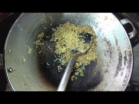 Jakarta Street Food 1715 Part.1 Nasi Goreng Teri Medan Jagung Nasi Goreng 08 Tanjung Duren