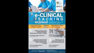 Webinar Pengajaran e-Clinical