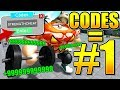 SECRET CODES Made Me The STRONGEST PLAYER In ROBLOX WEIGHT LIFTING SIMULATOR 3!