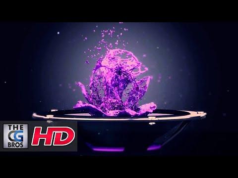 """CGI 3D MoGraph Spot HD:  """"Sensation""""  for -  HTC"""