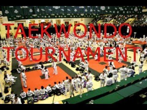 I'M A TAEKWONDO WARRIOR  ATA South Bend tournament  2017