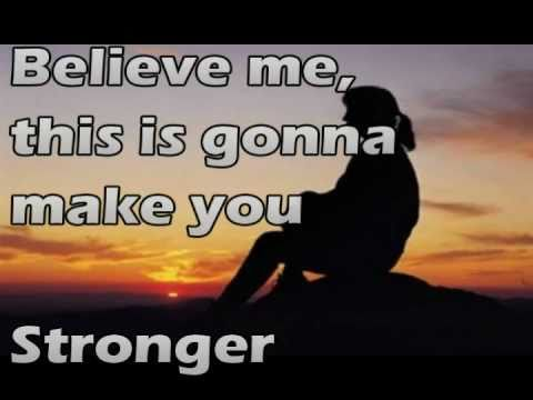 Stronger Inspirational Songs | Mandisa Christian Songs