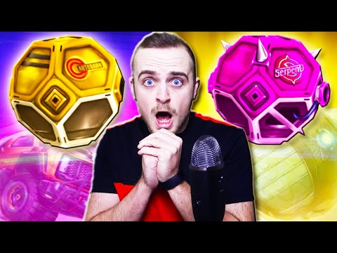 *NEW* BLACK MARKET & EXOTIC ONLY DROPS/REWARDS ARE COMING TO ROCKET LEAGUE!