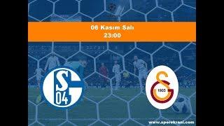 06 11 2018 Schalke 04 vs Galatasaray Maçı Hangi Kanalda? Saat Kaçta Yayınlanacak? - Bein Sports 1