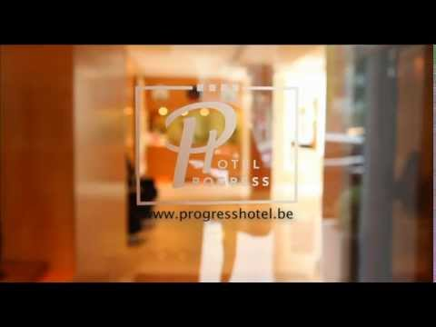 Progress Boutique Hotel  - Brussels Belgium