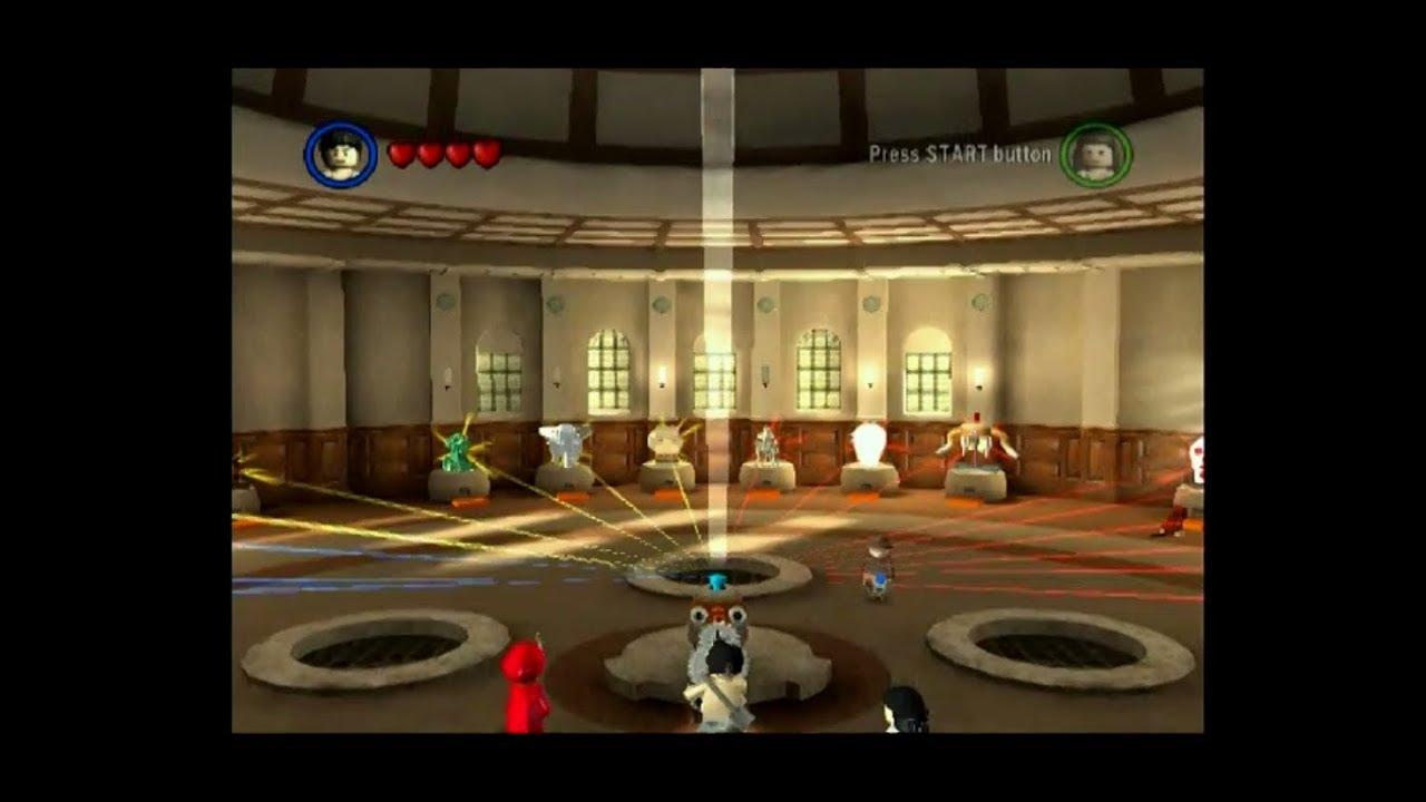 Lego Indiana Jones 19 Barnett College Youtube