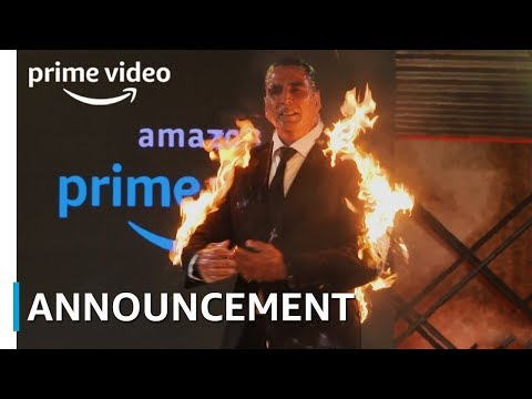THE END (Working Title) | Announcement | Amazon Prime Video
