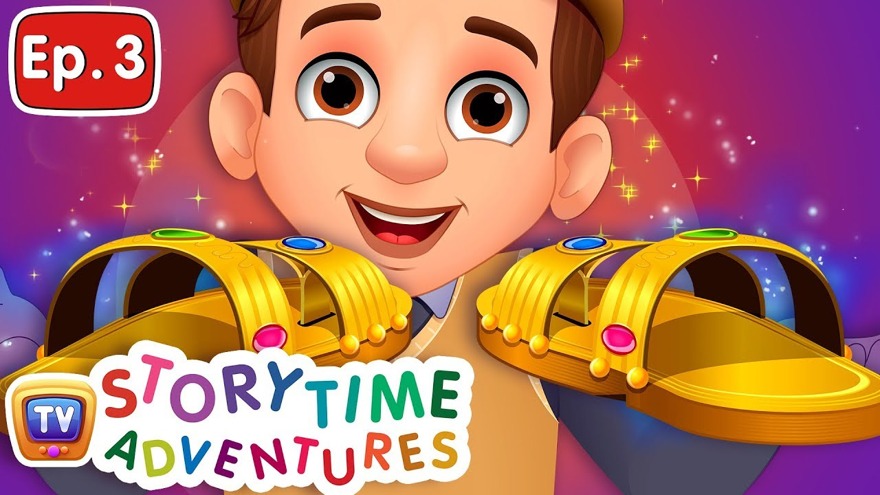 Download Magical Slippers - Storytime Adventures Ep. 3 - ChuChu TV