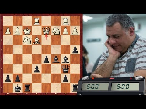 French Defence: Pin Tactics: Blitz chess #423 vs GM gorato (2362) French defence - Scalp Alert!