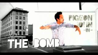 Pigeon John - The Bomb [Original] [Lyrics]