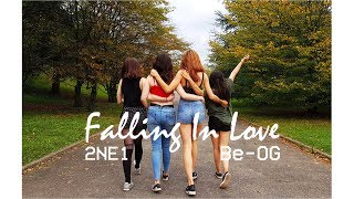 [ Be-OG ] 2NE1 - FALLING IN LOVE Dance Cover from France