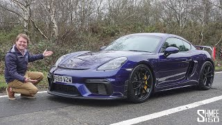 Should the New 718 Cayman GT4 be My Next Porsche?