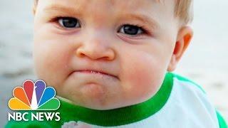 'Success Kid' Saving Lives 7 Years Later   NBC News