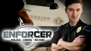 ENFORCER | POLICE - CRIME - ACTION | [HD/Deutsch] S02E01 Los Santos Sheriff Skin (GTAV)