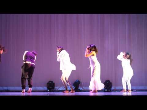 2017 Skyline Dance Bodies in Motion Invitation