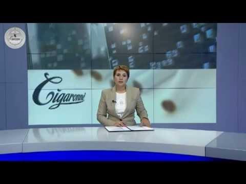 «Cigaronne» нового поколения.Новости первого канала Армении, 28.08.2014