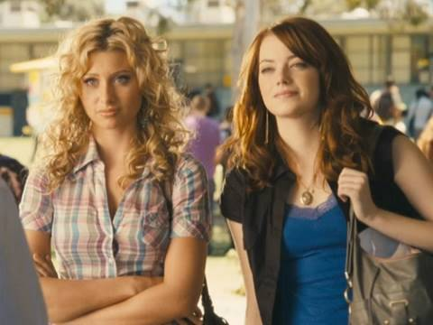 Easy A Movie Clip Hit The Books Official Hd Youtube