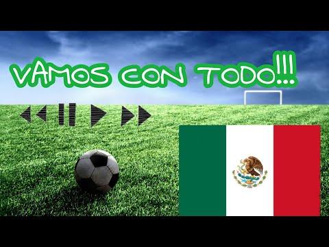 VAMOS CON TODO!!-Canción México Rusia 2018(Alex Soto)
