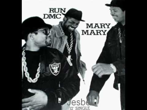 Run DMC  Mary Mary Instrumental  1988