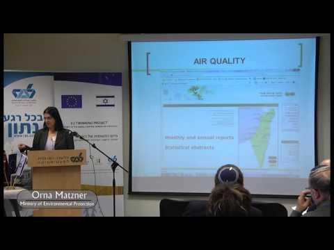 Orna Matzner, Ministry of Environmental Protection