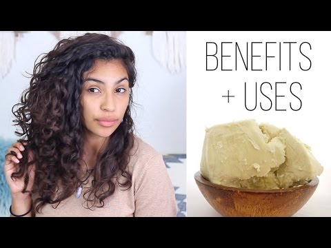 All About Shea Butter