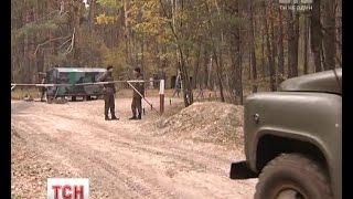 Нацгвардія перекрила доступ Державному лісовому господарству до лісу на Київщині