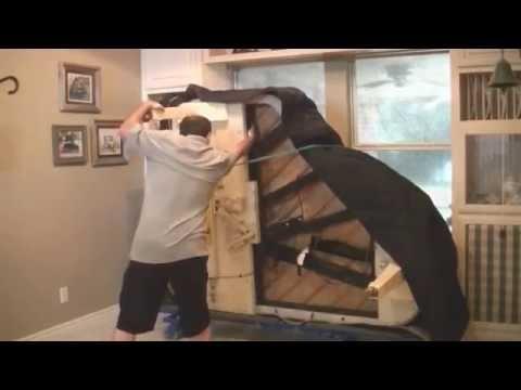 Перевозка кабинетного рояля в одно лицо.