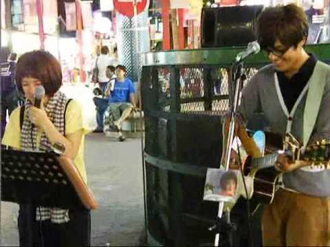 2009-5-21棉花糖-西門町屈臣氏廣場街頭表演-影片13